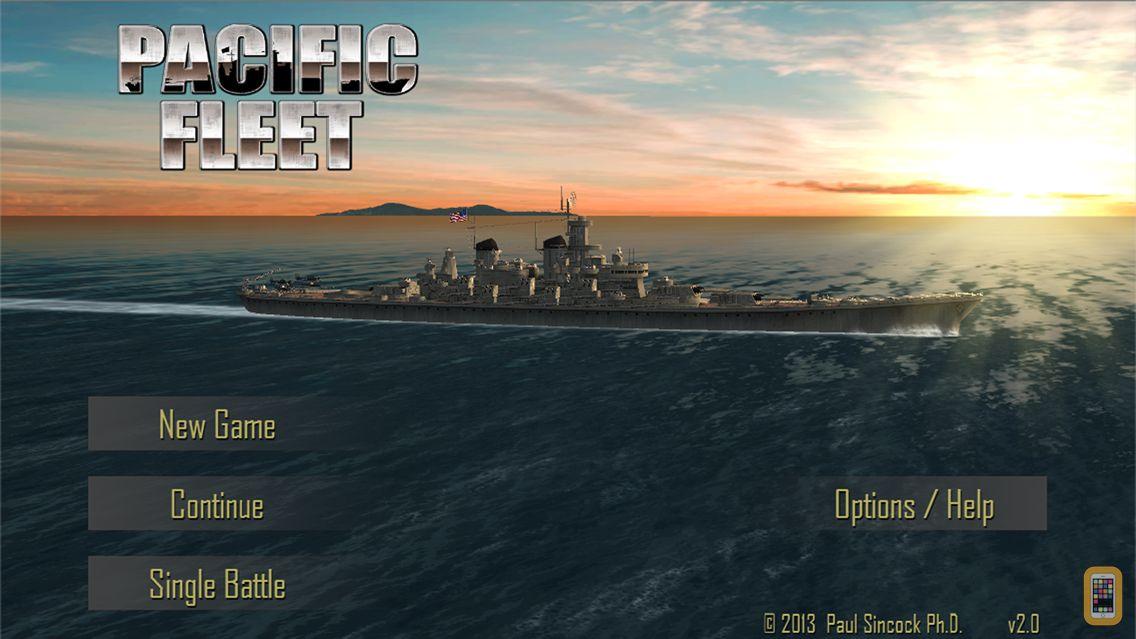 Screenshot - Pacific Fleet