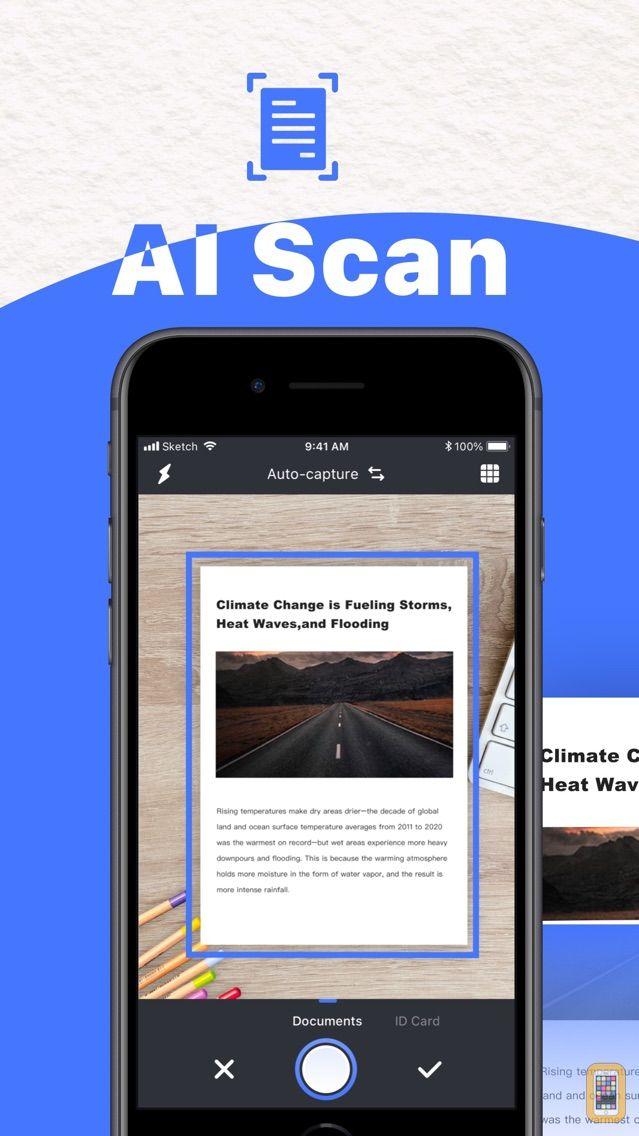 Screenshot - Tiny Scanner Pro