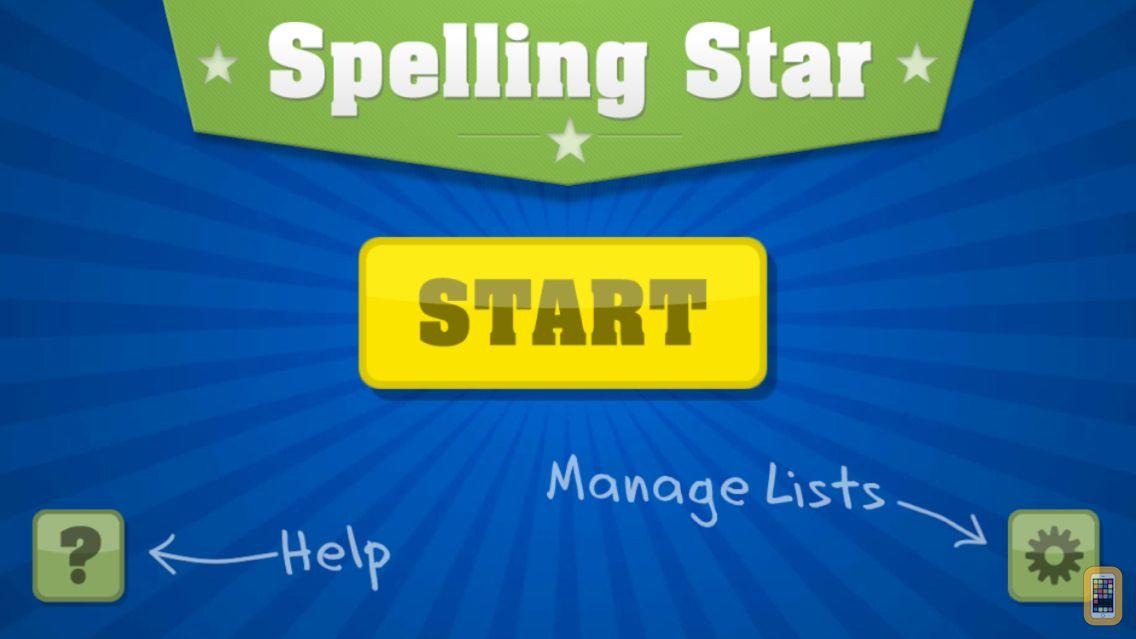 Screenshot - Spelling Star