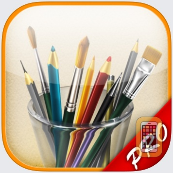 MyBrushes Pro: Paint and Draw by effectmatrix (iPad)
