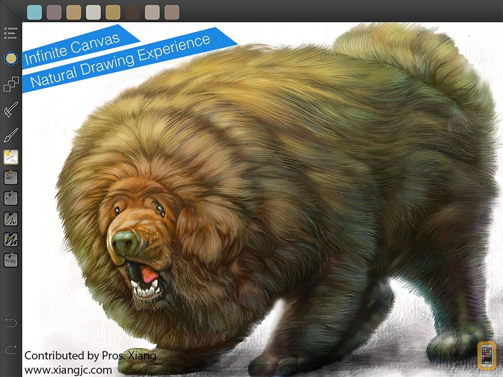 Screenshot - MyBrushes Pro: Paint and Draw