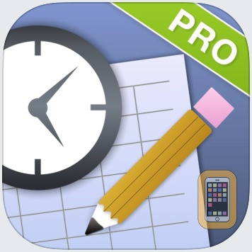 Timesheet PRO: Work Task Hours by ChuChu Train Productions (Universal)