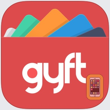 Gyft - Mobile Gift Card Wallet by Gyft Inc. (iPhone)