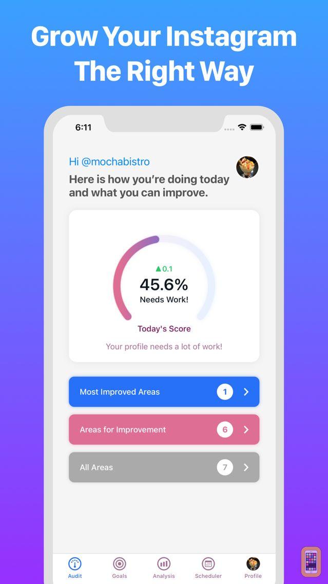Screenshot - InsTrack for Instagram
