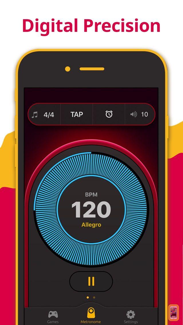 Screenshot - Metronome - BPM & Tap Tempo