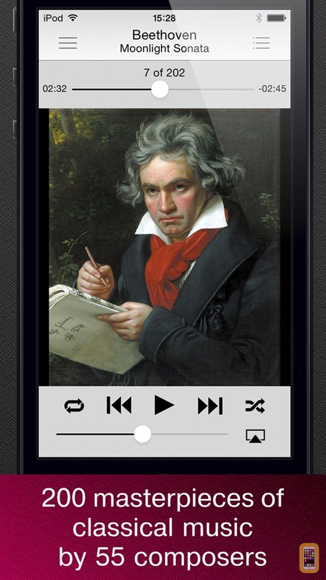 Screenshot - Masterpieces of classical music.