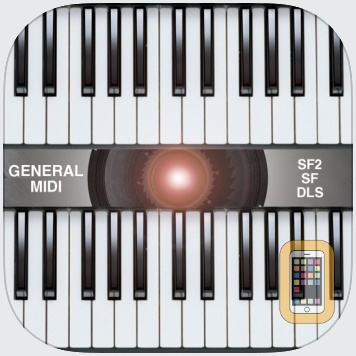 midi Keyboard by Gianluca Natalini (Universal)