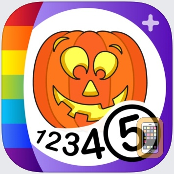 Color by Numbers - Halloween + by Kedronic UAB (Universal)