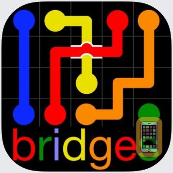 Flow Free: Bridges by Big Duck Games LLC (Universal)