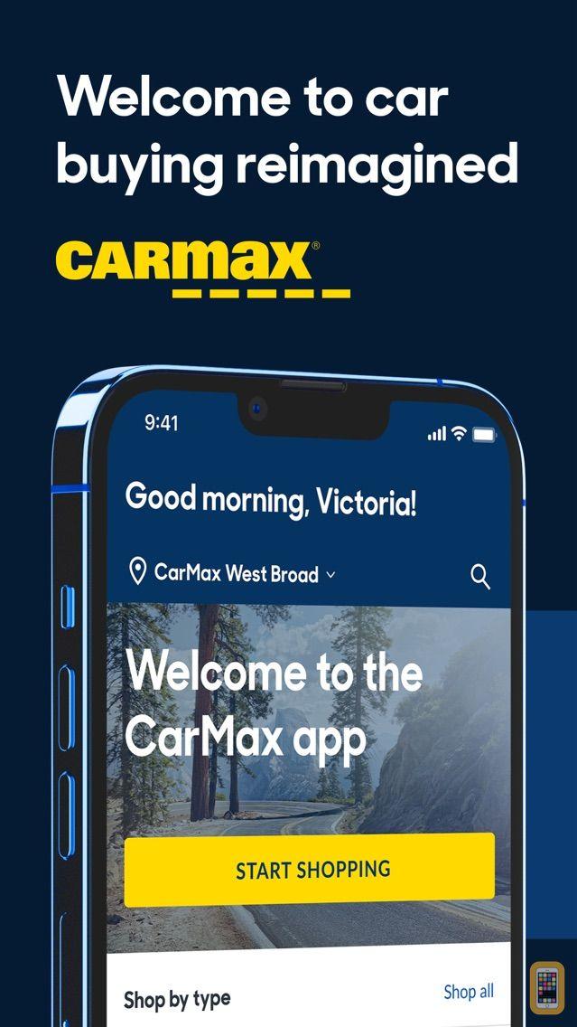 Screenshot - CarMax: Used Cars for Sale