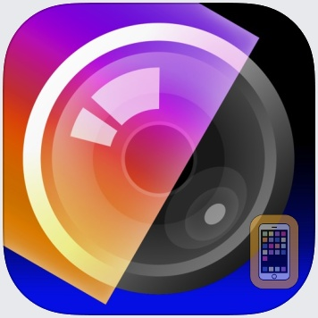 Aurora by FANG - Fast Gradient Image Editor by FANG Inc. (iPhone)