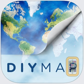 DIY Map GPS (App for World Travelers) by Builtsoft (Universal)