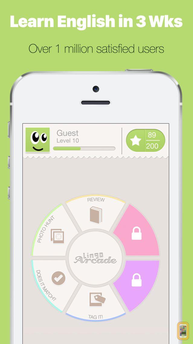 Screenshot - Learn English with Lingo Arcade