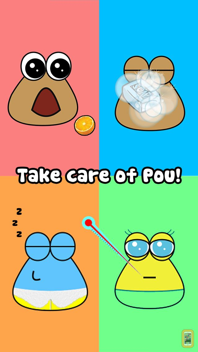 Screenshot - Pou