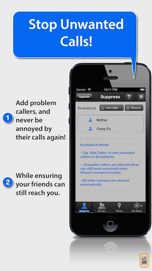Screenshot - Call Bliss - Silence unwanted calls and texts