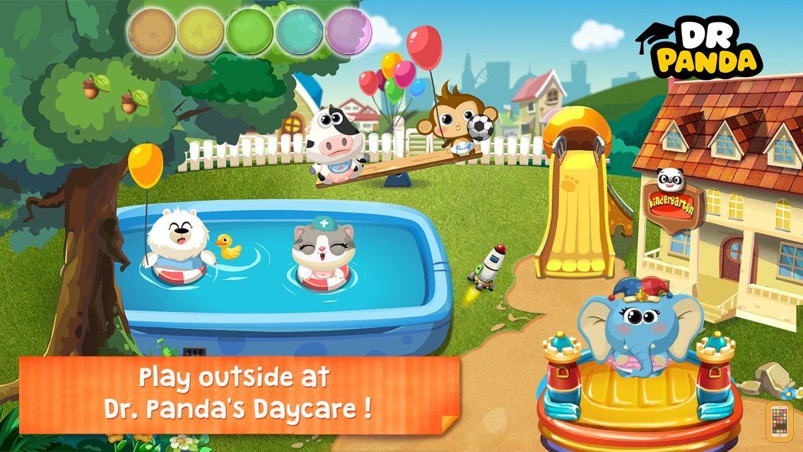 Screenshot - Dr. Panda Daycare