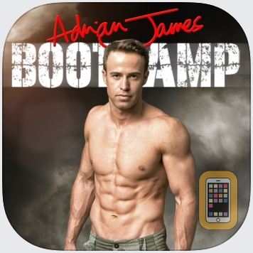 Adrian James: Bootcamp by Adrian James Nutrition Ltd. (iPhone)