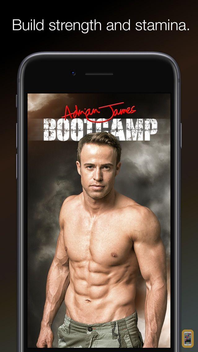 Screenshot - Adrian James: Bootcamp