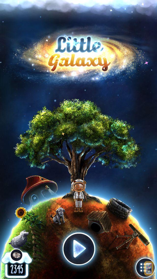 Screenshot - Little Galaxy Family