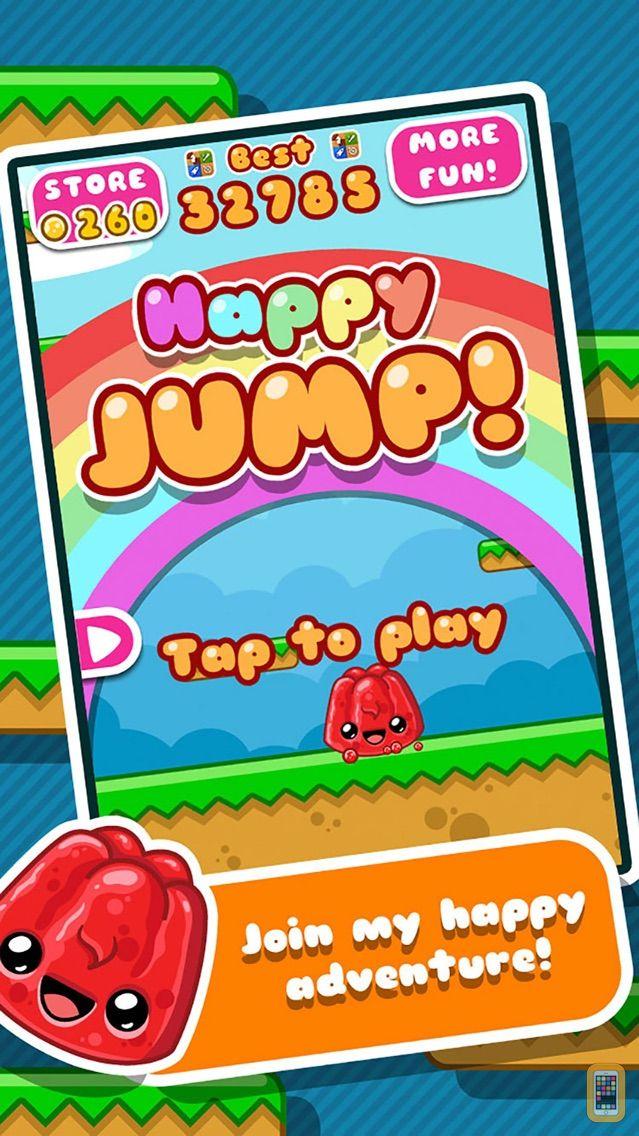 Screenshot - Happy Jump