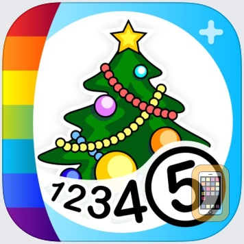 Color by Numbers - Christmas + by Kedronic UAB (Universal)