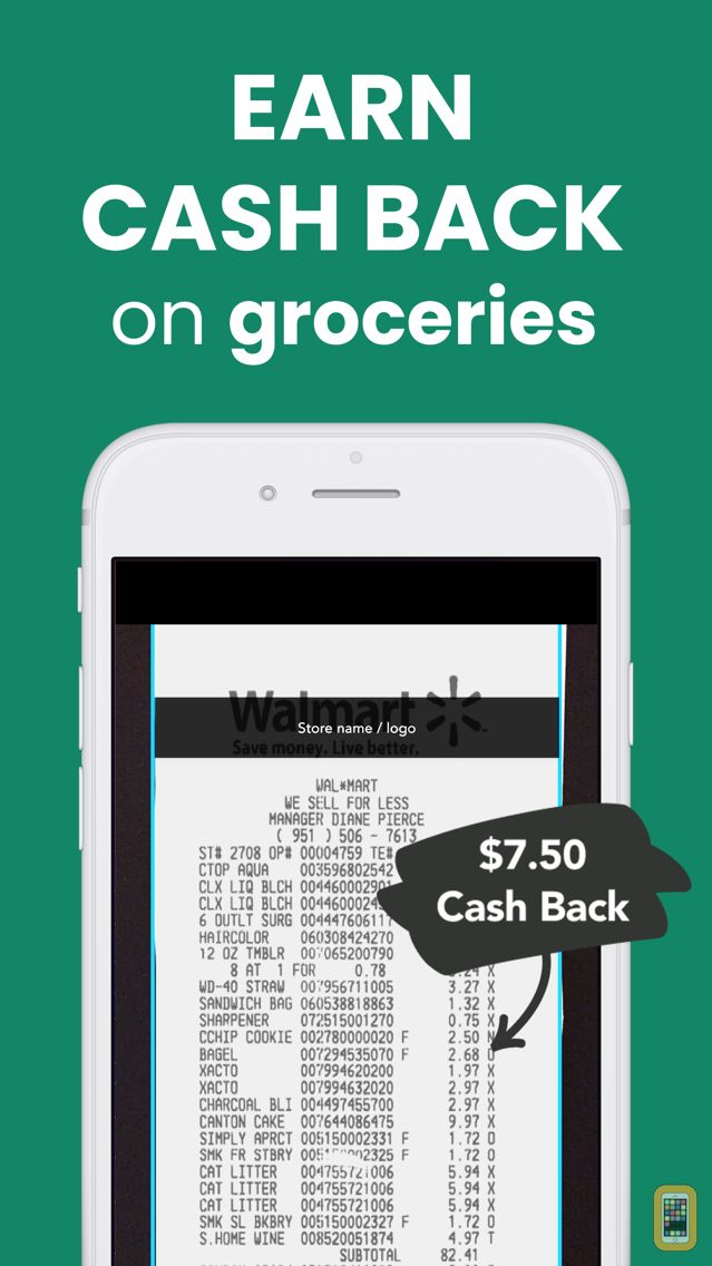 Screenshot - Checkout 51: Cash Back Savings
