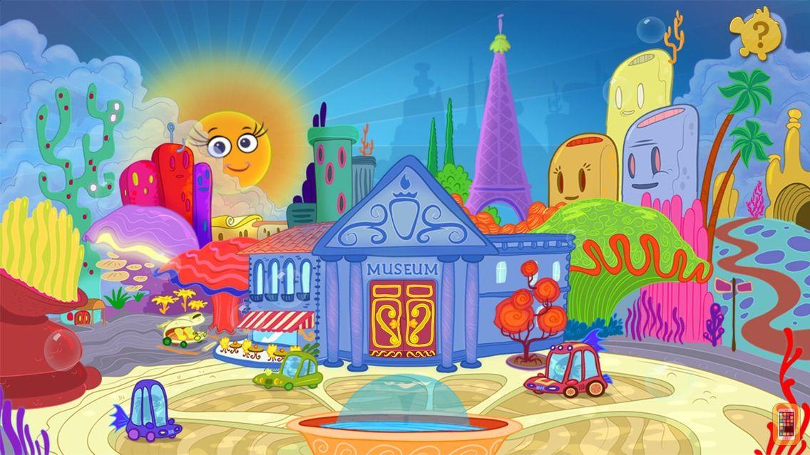 Screenshot - Musical Paint For Kids