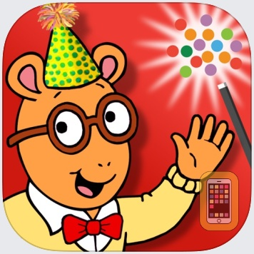 Arthur's Birthday by Wanderful, Inc. (Universal)