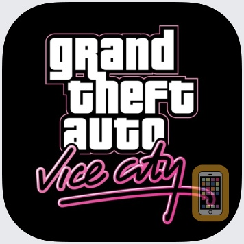 Grand Theft Auto: Vice City by Rockstar Games (Universal)