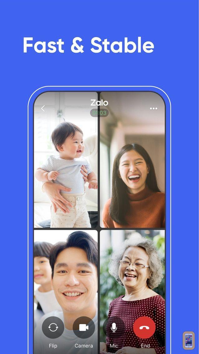 Screenshot - Zalo