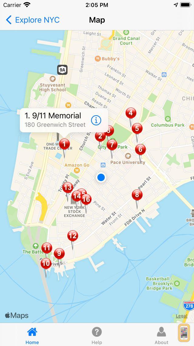 Screenshot - NYC History