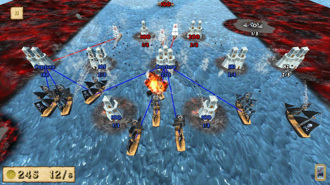 Screenshot - Pirates! Showdown