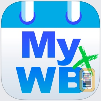 My Weekly Budget+ (MyWB+) by AvocSoft LLC (Universal)
