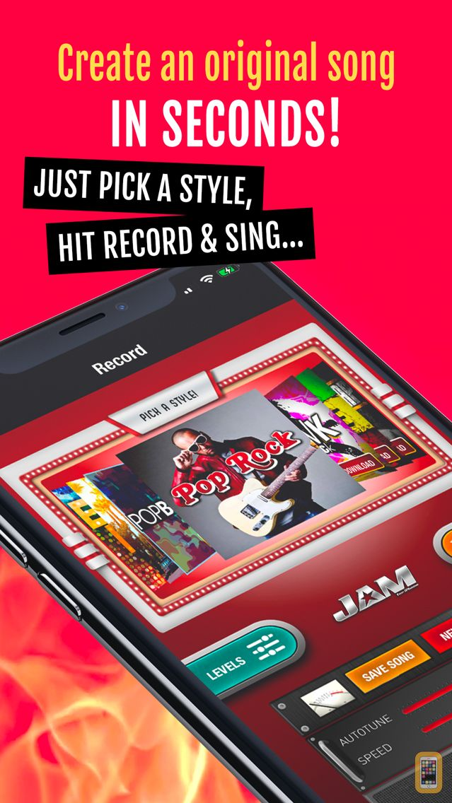 Screenshot - Jam for iPhone