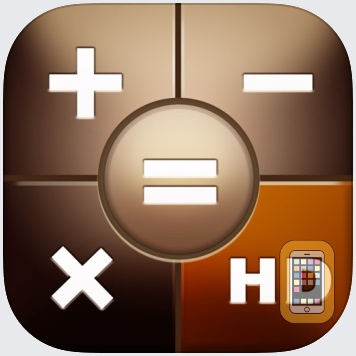 Calculator HD for iPad. by LingLing Chen (iPad)