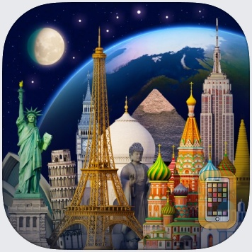 Earth 3D - World Atlas by 3Planesoft (Universal)