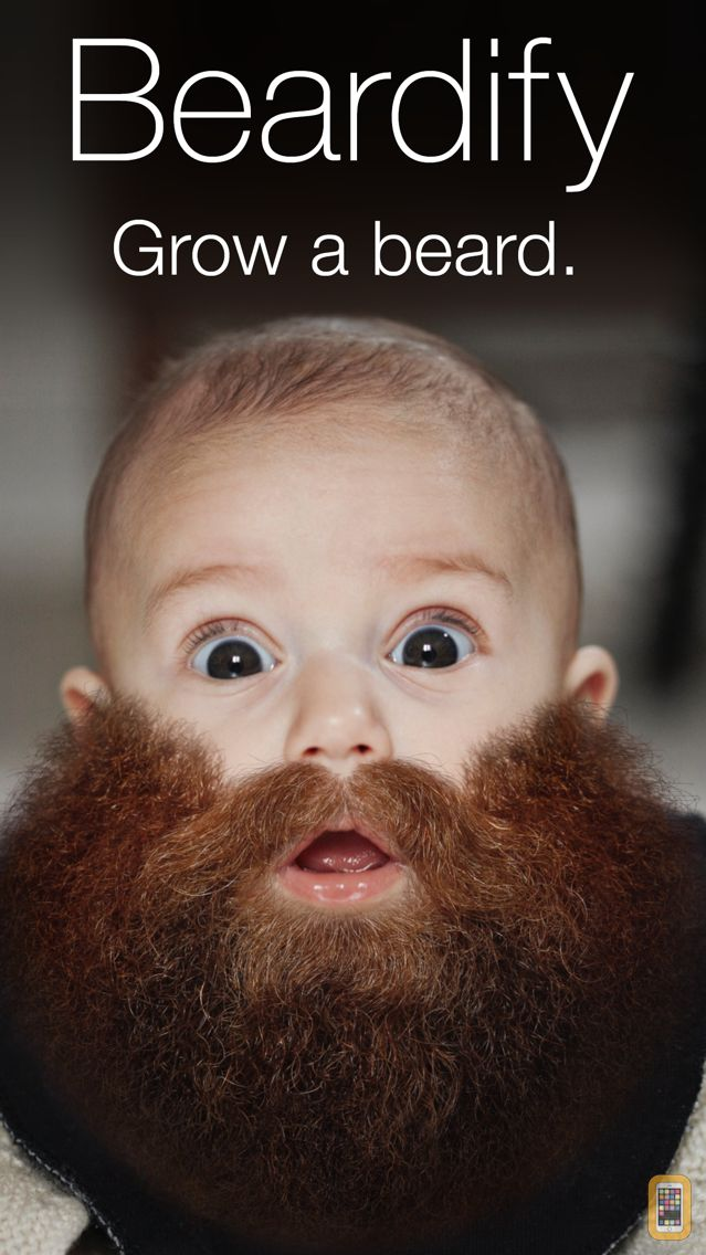 Screenshot - Beardify - Beard Photo Booth