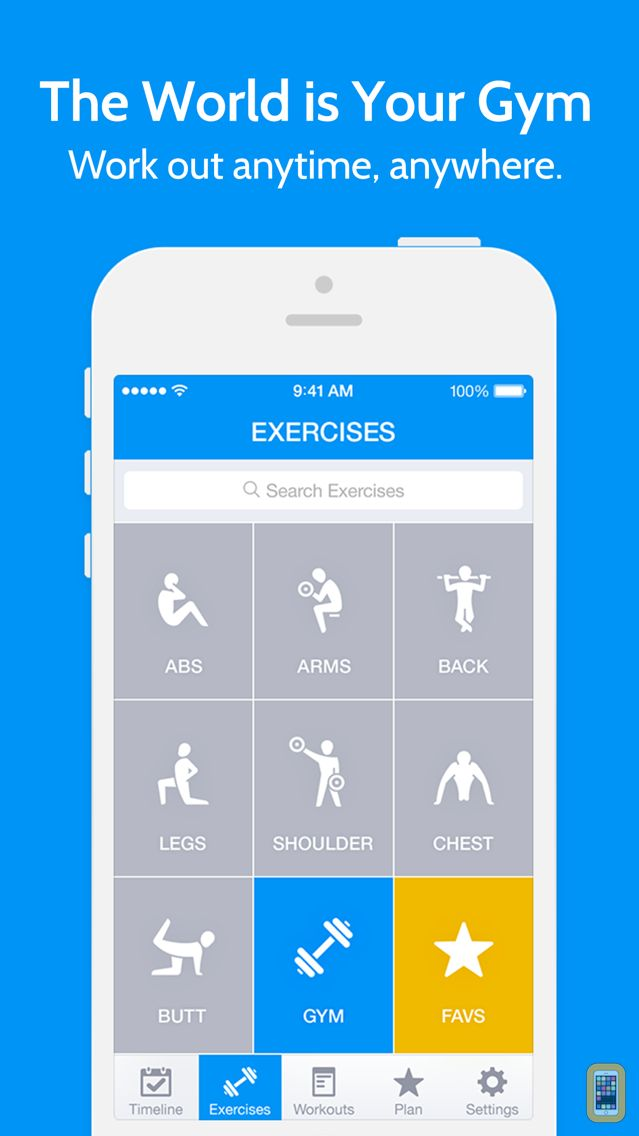 Screenshot - Instant Fitness: Workout Trainer