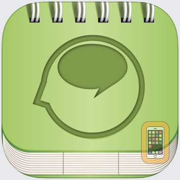 Speech FlipBook Standard by Tactus Therapy Solutions Ltd. (Universal)