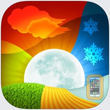 Relax Melodies Seasons Premium: Mix Rain, Thunderstorm, Ocean Waves and Nature Ambient Sounds for Sleep, Relaxation & Meditation by Ipnos Software Inc. (iPhone)
