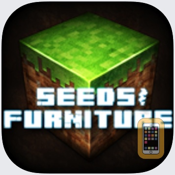 Seeds & Furniture for Minecraft - MCPedia Pro Gamer Community! by Tapgang Apps and Games, Inc. (Universal)