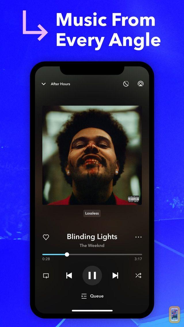 Screenshot - Napster - Top Music & Radio
