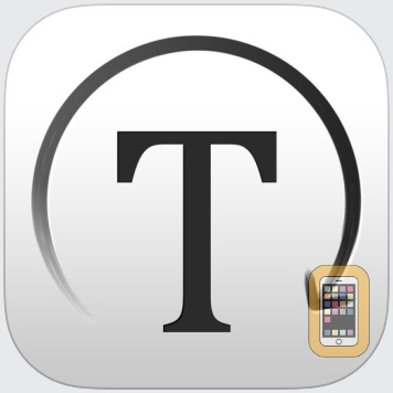Curved Text by MobiLab Co., Ltd. (Universal)