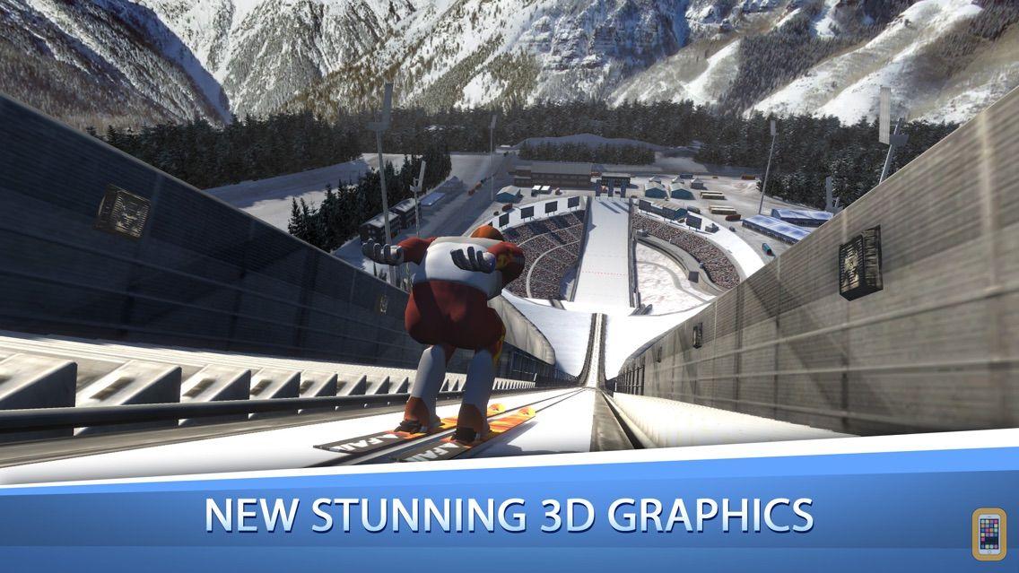 Screenshot - Ski Jumping Pro