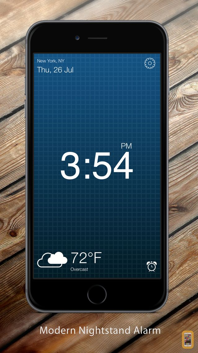 Screenshot - ClockIT-Alarm & Weather Clock