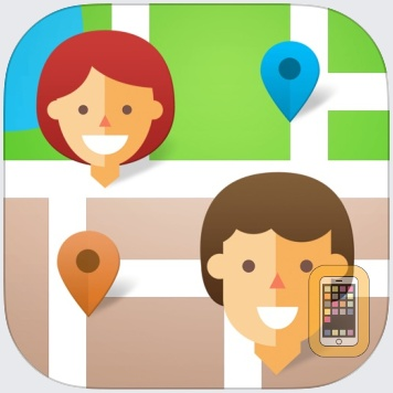 Family Locator and GPS Tracker by Sygic a. s. (iPhone)