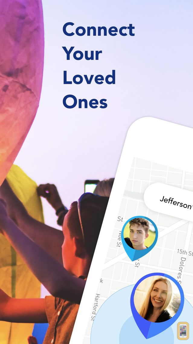Screenshot - Family Locator and GPS Tracker