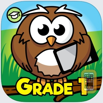 First Grade Learning Games SE by RosiMosi LLC (Universal)