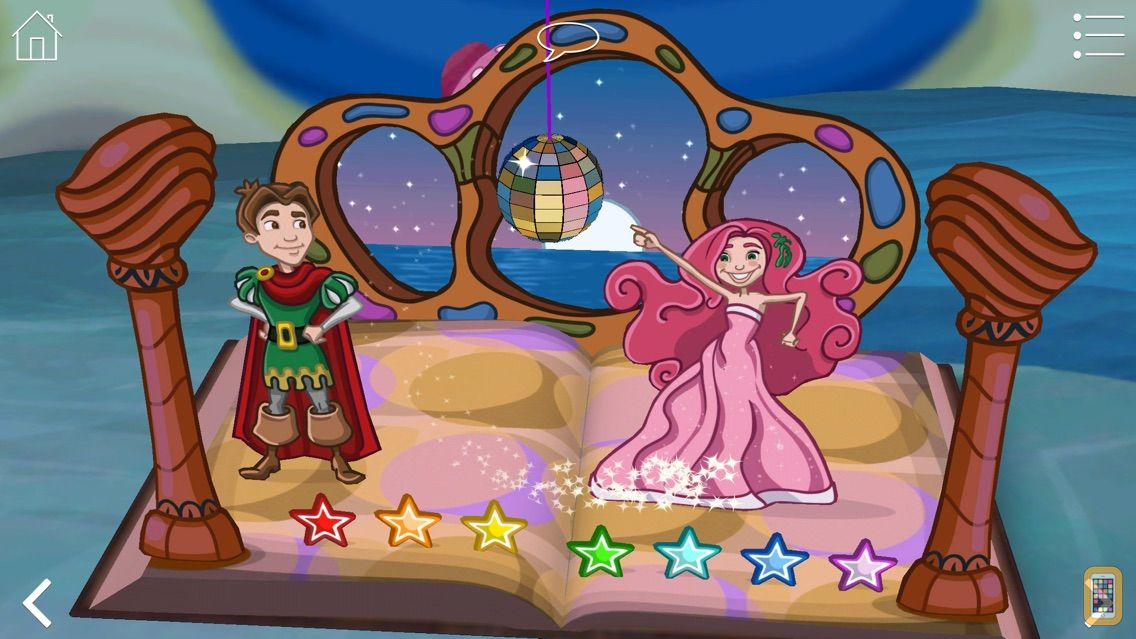 Screenshot - StoryToys Little Mermaid