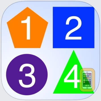 Baby Count: educational game that teaches kids about numbers, shapes, colors, and counting by Kyle Reed (Universal)